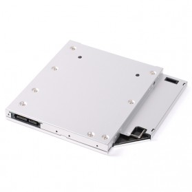 ORICO Aluminium Optical Drive HDD Mounting Bracket Adapter 12.7 mm - L127SS - 3