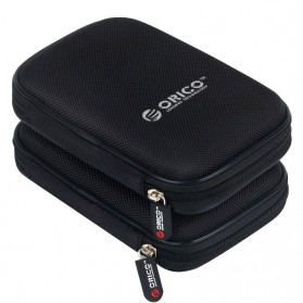 Orico 2.5 Inch HDD Protection Case Bag - PHD-25 - Black - 3