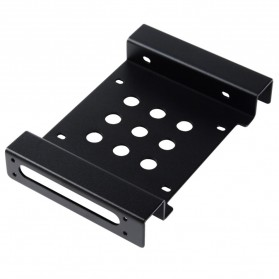 Orico Aluminium 5.25 Inch to 2.5 / 3.5 Inch HDD Caddy - AC52535-1S - Black - 2