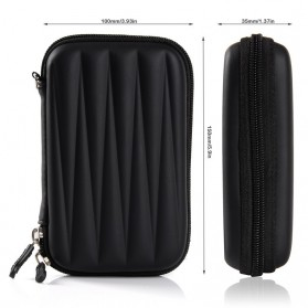 Orico 2.5 Inch HDD Protection Case Bag - PHL-25 - Black - 5