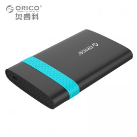 Orico 2.5 Inch External HDD Enclosure USB 3.0 Type-C - 2538C3 - Blue