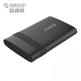 Orico 2.5 Inch External HDD Enclosure USB 3.0 - 2538U3 - Black - 1