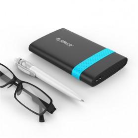 Orico 2.5 Inch External HDD Enclosure USB 3.0 - 2538U3 - Black - 5