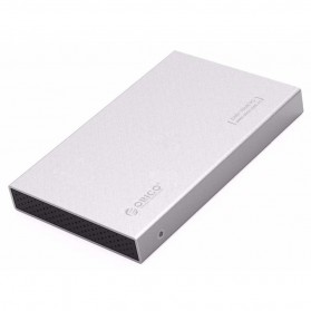 Orico 2.5 HDD Enclosure USB 3.0 - 2518S3 - Silver - 1