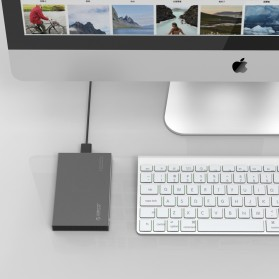 Orico 2.5 HDD Enclosure USB 3.0 - 2518S3 - Silver - 5