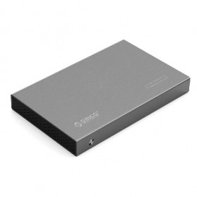 Orico 2.5 HDD Enclosure USB 3.0 - 2518S3 - Gray - 1