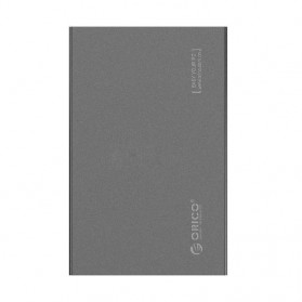 Orico 2.5 HDD Enclosure USB 3.0 - 2518S3 - Gray - 2