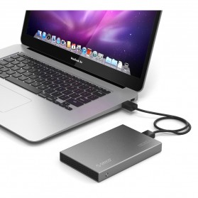 Orico 2.5 HDD Enclosure USB 3.0 - 2518S3 - Gray - 3