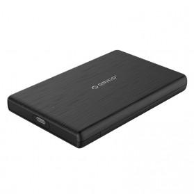 ORICO 2.5 inch Type C HDD Enclosure - 2189C3 - Black