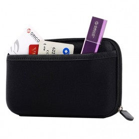 Orico 2.5 Inch HDD Protection Case Bag - PHE-25 - Black - 3