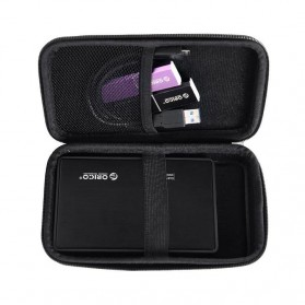 Orico 2.5 Inch HDD Protection Case Bag - PHE-25 - Black - 5