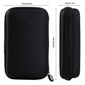 Orico 2.5 Inch HDD Protection Case Bag - PHE-25 - Black - 8