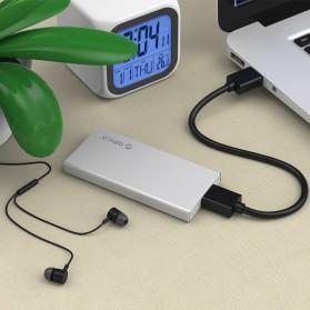 Orico mSATA to USB 3.0 Micro B SSD Enclosure Adapter Case - MSA-U3 - Silver - 3