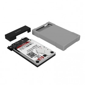 Orico 2.5 HDD Enclosure USB 3.0 - 28UTS-U3 - Gray - 3