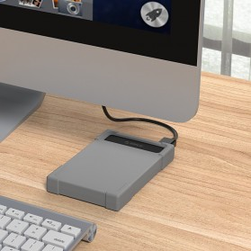 Orico 2.5 HDD Enclosure USB 3.0 - 28UTS-U3 - Gray - 5