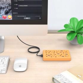 Orico 2.5 HDD Enclosure USB 3.0 - 2789U3 - Orange - 4