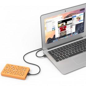 Orico 2.5 HDD Enclosure USB 3.0 - 2789U3 - Orange - 5