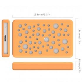 Orico 2.5 HDD Enclosure USB 3.0 - 2789U3 - Orange - 6