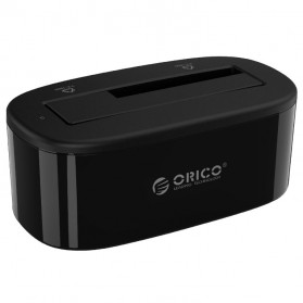 Orico HDD Docking 1 Bay USB 3.0 - 6218US3 - Black