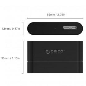 Orico Adapter Hard Drive 2.5inch USB 3.0 - 20UTS - Black - 5