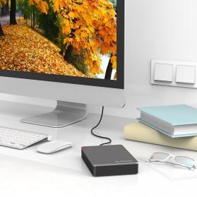 Orico 3.5 HDD Enclosure USB 3.0 - MD35U3 - Silver - 4