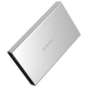 ORICO HDD Enclosure 2.5 Inch USB 3.0 - 2528U3 - Silver