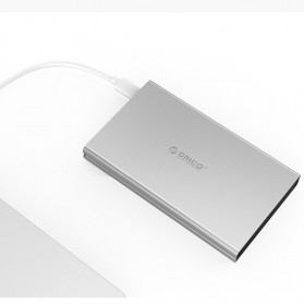 ORICO HDD Enclosure 2.5 Inch USB 3.0 - 2528U3 - Silver - 3