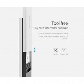 ORICO HDD Enclosure 2.5 Inch USB 3.0 - 2528U3 - Silver - 4