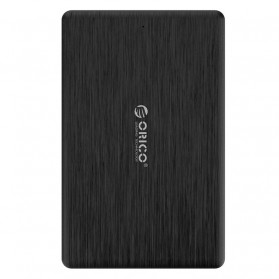 ORICO 2.5 inch USB 3.0 HDD Enclosure - 2578U3 - Black - 1