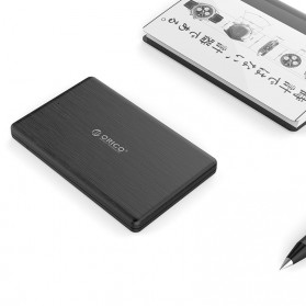 ORICO 2.5 inch USB 3.0 HDD Enclosure - 2578U3 - Black - 2