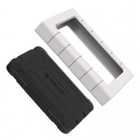 Orico Three-proofing HDD Enclosure 2.5 inch USB Type C  - 2539C3 - Black - 3