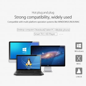 Orico Three-proofing HDD Enclosure 2.5 inch USB Type C  - 2539C3 - Black - 7