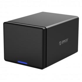 Orico Docking HDD 3.5 Inch 5 Bay USB 3.0 - NS500U3 - Black - 1