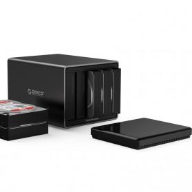 Orico Docking HDD 3.5 Inch 5 Bay USB 3.0 - NS500U3 - Black - 2