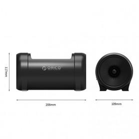 Orico HDD Docking 2 Bay USB 3.0 2.5/3.5 Inch - 5628US3-C - Black - 3