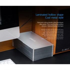 Orico HDD Enclosure 2.5 inch 2 Bay USB 3.0 - DY252U3 - Silver - 6