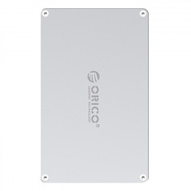 Orico HDD Enclosure 2.5 inch 4 Bay USB 3.0 - DY254U3 - Silver - 1