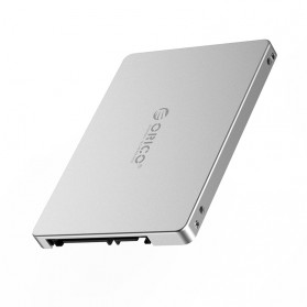 Orico HDD Enclosure M.2 NGFF MSATA USB Type C - MS2TS - Silver