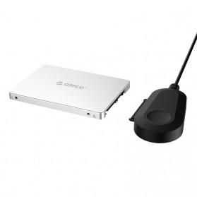 Orico HDD Enclosure M.2 NGFF MSATA USB 3.0 - MS2TS - Silver - 4