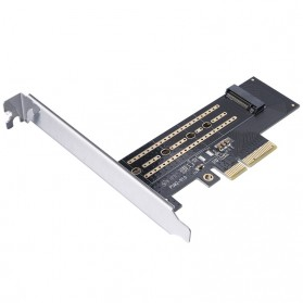 Orico M.2 NVME to PCI-E 3.0 X4 Expansion Card - PSM2 - Black - 1