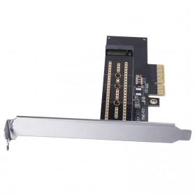 Orico M.2 NVME to PCI-E 3.0 X4 Expansion Card - PSM2 - Black - 5
