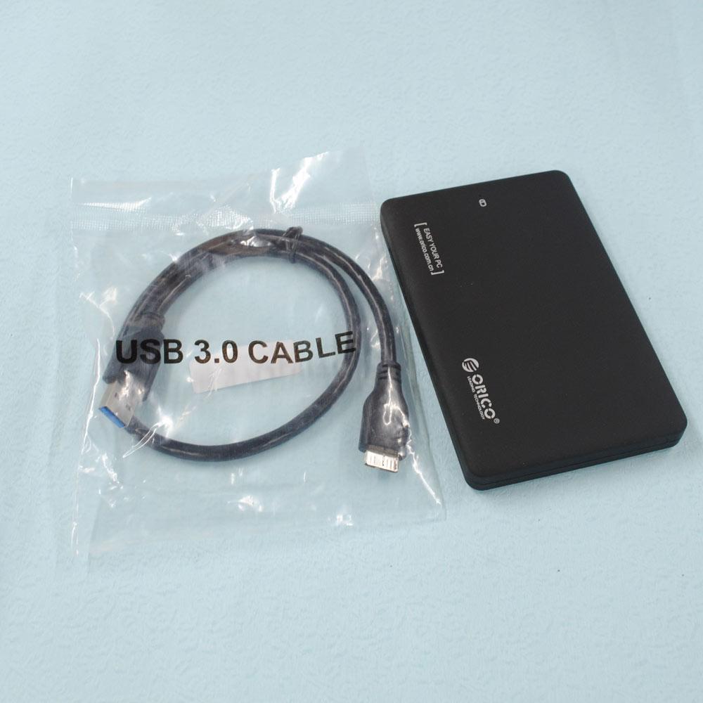 ... Orico 1-Bay 2.5 Inch HDD Enclosure SATA 2 USB 3.0 - 2599US3-V1 ...