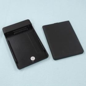 Orico 1-Bay 2.5 Inch HDD Enclosure SATA 2 USB 3.0 with HDD 500GB - Black - 4