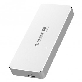 Orico SSD Enclosure Thunderbolt NVMe M.2 40Gbps - APM2T3-G40 - Silver