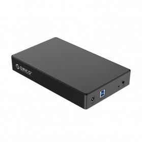 ORICO HDD Enclosure Full Mesh 3.5 inch USB3.0 - 3169U3 - Black