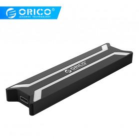 Orico NVMe M.2 SSD Enclosure USB 3.1 Type C 10Gbps - PBM2-C3 - Black