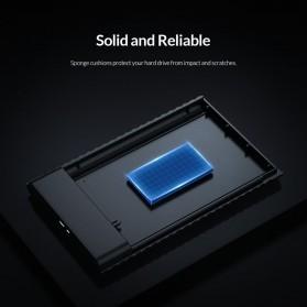 Orico 2.5 Inch External HDD Enclosure USB 3.0 - 2521U3 - Black - 7