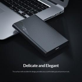 Orico 2.5 Inch External HDD Enclosure USB 3.0 - 2521U3 - Black - 8