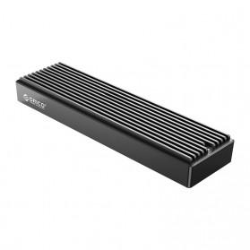Orico Adaptor Enclosure NVMe M.2 SSD to USB 3.1 Type C - M2PV-C3 - Black - 2