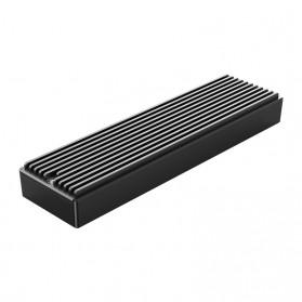 Orico Adaptor Enclosure NVMe M.2 SSD to USB 3.1 Type C - M2PV-C3 - Black - 3